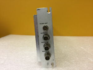 Tektronix Bg1 For Use With Tektornix Tg2000 Burst Generator Module Tested