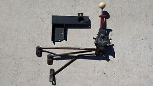 Mopar B Body 833 4 Speed Hurst Ramrod Super Shifter Iii Reverse Lockout Complete