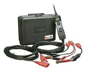 Power Probe 3 Iii Green Electrical Tester Kit W Voltmeter Accessories And Case