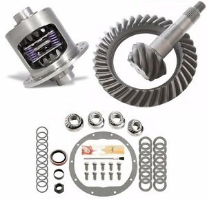 Ford 8 8 4 56 Motive Ring And Pinion 31 Spline Duragrip Posi Gear Pkg