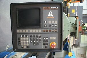 Anilam Crusader M Complete Control Head And Control Box With 2 Servo Motors