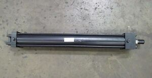 New Harsco 350380 1 24 Stroke 3 Bore 250psi Pneumatic Air Cylinder
