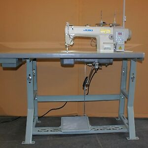 Used Automatic Industrial Sewing Machine Juki Ddl 5550 7