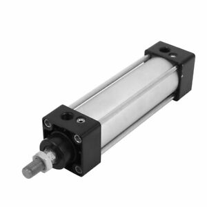 Sc40x100 Single Piston Rod Double Action Pneumatic Air Pressure Cylinder