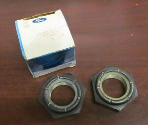 1968 Nos Ford Truck Eaton Fuller Transmission Auxillary Output Shaft Nuts