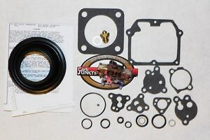 Zenith Stromberg 1b Cd Cdse Jaguar 1967 77 Carburetor Repair Kit 15645 New