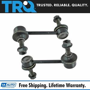 Rear Stabilizer Sway Bar End Link Lh Left Rh Right Pair For Ford Lincoln Mazda