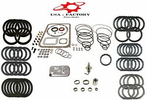 Super Transmission Rebuild Kit For Allison At540 542 545 With Shallow Pan