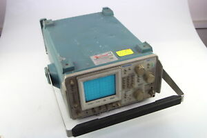 Tektronix 492 Spectrum Analyzer Option 1 2 3