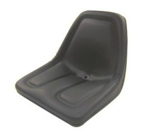 Black Universal Seat For John Deere Mower Gator Tm333bl
