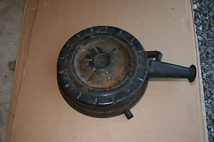 1967 Buick Gs 340 4 barrel Air Cleaner Afb California Only