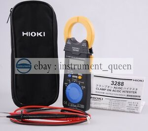 Hioki 3288 Clamp On Ac dc Hitester 1000a new