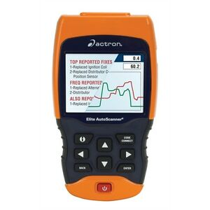 Actron Cp9690 Elite Auto Scanner Obd I Ii Live Data Scan Tool Abs And Airbag