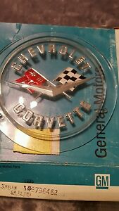 1958 To 1962 Corvette Front Rear Emblem