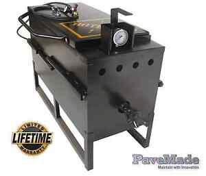pavemade Hotbox 30 Rubberized Asphalt Crackfiller Kettle Sealcoating Repair