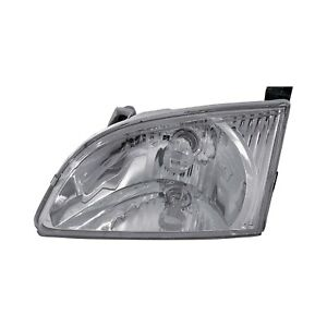 For Toyota Sienna 2001 2003 Replace To2502135n Driver Side Replacement Headlight