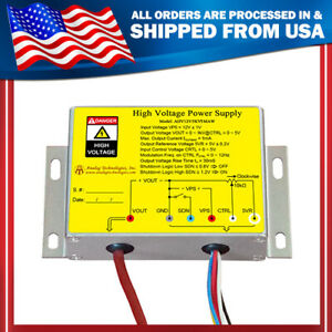 High voltage power supply dc dc conversion ahv12v9kv1maw from usa High voltage