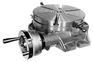 New Yuasa 550 108 8in Horizontal Rotary Table