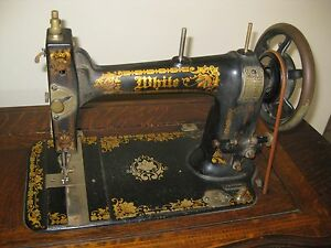 Antique Sewing Machine Year 1911