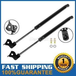 2 Front Hood Gas Charged Lift Support For 1990 1997 Toyota Land Cruiser