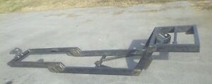 Model A Rat Rod Chassis T Bucket Hot Frame Ford