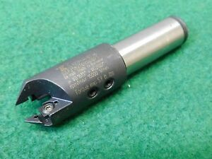 Kennametal 1875 2500 Combination Drill Chamfer Tool Sef 218250rss075