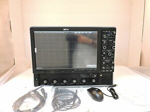 Lecroy Wavepro 725zi 4 Channel 2 5ghz 40gs s Dso Oscilloscope