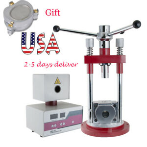Us Dental Lab Equipment 400w Flexible Denture Injection System Machine Equipment