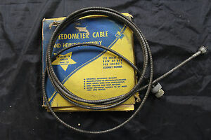 Nos Perfection Speedometer Cable U 90 Desoto dodge ford 1937 1961 276