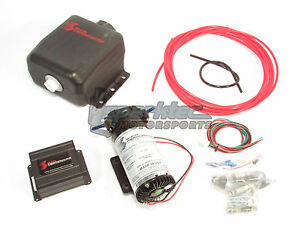 Snow Stage 2 Boost Cooler Water Methanol Injection Kit For Forced Induction Cars