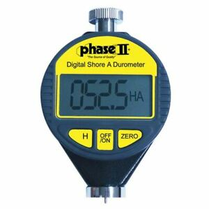Phase Ii Pht 960 Shore A Digital Durometer