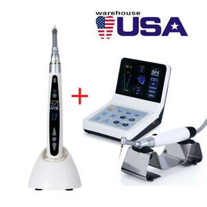 Woodpecker Dte Ultrasonic Piezo Scaler Dte d1 With Undetachable Handpiece 110v