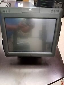 Ncr Realpos 70xrt Pos Terminal Model 7403 1010 8801 W 15 Display