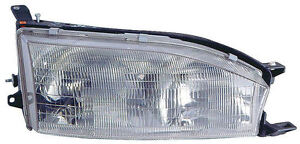 Brand New Right Headlight Fits 1992 1994 Toyota Camry