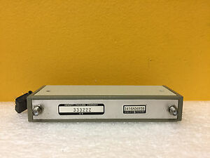 Hp Agilent 33322z Dc To 18 Ghz 0 To 110 Db Sma Programmable Step Attenuator