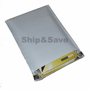 0 500 Poly Bubble Mailers 6x10 Self Seal Padded Shipping Envelopes Bags Dvd Cd