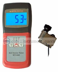 Landtek Btt 2880 Belt Tension Tester Btt2880 Belt Tension Gauge