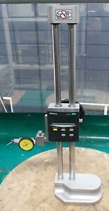 Mitutoyo 192 613 0 30mm Digimatic Height Gauge With 513 404 Test Indicator