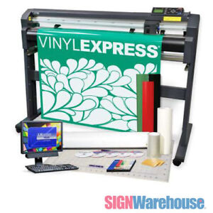 64 Ve Q64 Cutter Signwarehouse Exclusive Plotter Made By World class Mfg