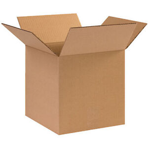 10x10x10 Shipping Boxes Lc 25 Pack
