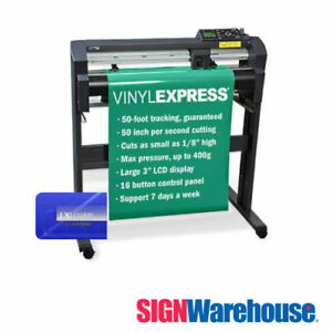 24 Ve Q24 Cutter Signwarehouse Exclusive Plotter Made By World class Mfg