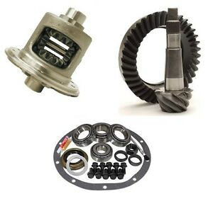 Dana 30 Front Jeep Wrangler Jk 4 56 Ring And Pinion Open Carrier Gear Pkg