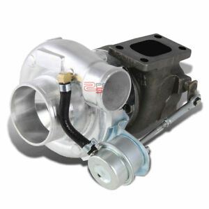 For Gt2860 Gt28r T25 Water oil Dual Ball Bearing Turbo Turbocharger wastegate