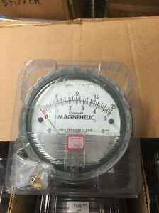 Dwyer 2020d Magnehelic Pressure Gauge new