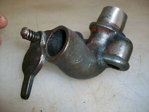 Nelson Bros Little Jumbo Carb Or Fuel Mixer Old Hit And Miss Gas Engine