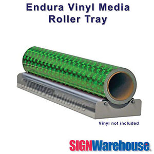 Endura Vinyl Media Roller Tray For Sign Cutters Plotters Craft Cutting Machines