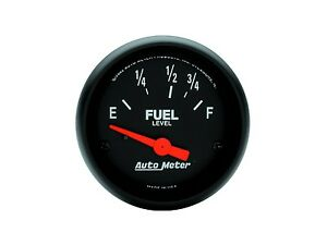 Auto Meter 2642 2 1 16 Fuel Level Gauge Ford Chry