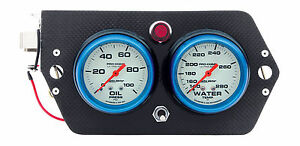 Quickcar Racing Products 61 0705 Gauge Panel Deluxe Ultra