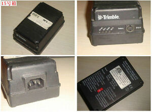 Trimble Single Battery Charger For 571 906 330 Nimh nicd