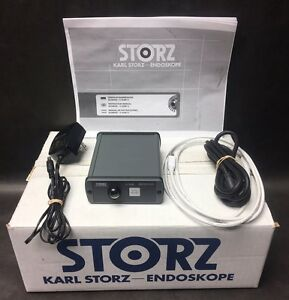 Karl Storz 20290120 C hub Camera Control Endoscopy 202901 20 Calibrated